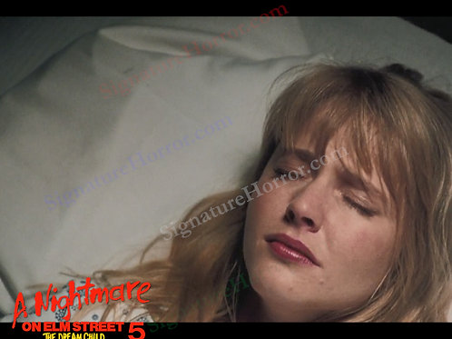 Lisa Wilcox - NOES 5: The Dream Child - Hospital 5 - 8X10