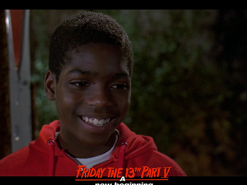 Shavar Ross Friday the 13th Part 5 - How You Doin' 8X10