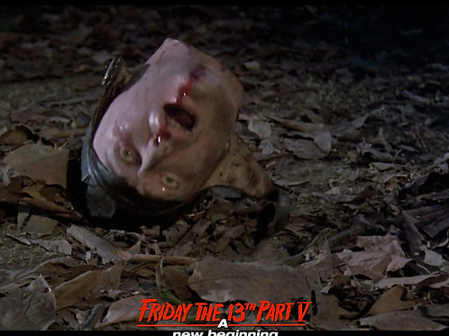 Ron Sloan as Junior Friday the 13th Part 5 - Heads Are Gonna Roll 8X10