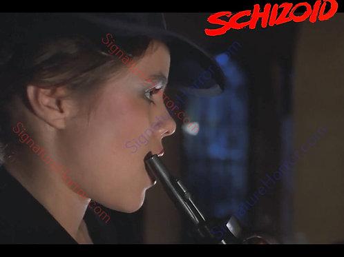 Donna Wilkes - Schizoid - Gun 2 - 8X10