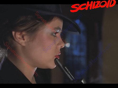 Donna Wilkes - Schizoid - Gun 3 - 8X10