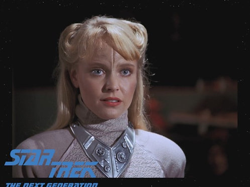 Lisa Wilcox - Star Trek: TNG - Yuta Admission 2 - 8X10
