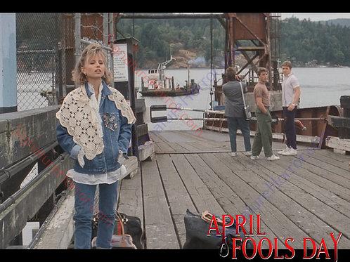 Deborah Goodrich - April Fool's Day - Ferry 2 - 8X10