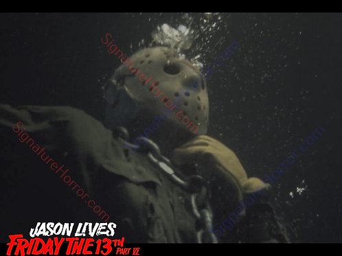 C.J. Graham - Jason Lives: Friday the 13th Part VI - Underwater 4