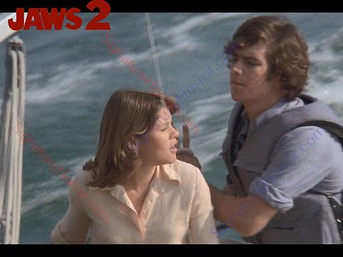 Donna Wilkes - Jaws 2 - Sailing Fun 4 - 8X10