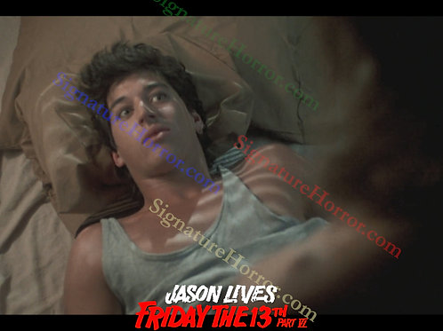 Tom Fridley - Jason Lives: Friday the 13th Part VI - How Long? - 8X10
