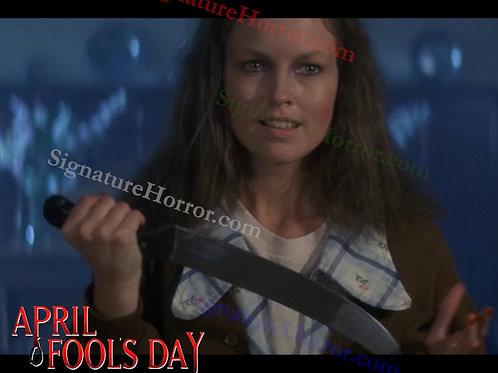 Deborah Foreman - April Fool's Day - The Reveal 3 - 8X10