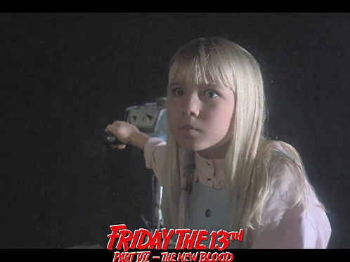 Jennifer Banko - Friday the 13th Part VII: The New Blood - The Look -
