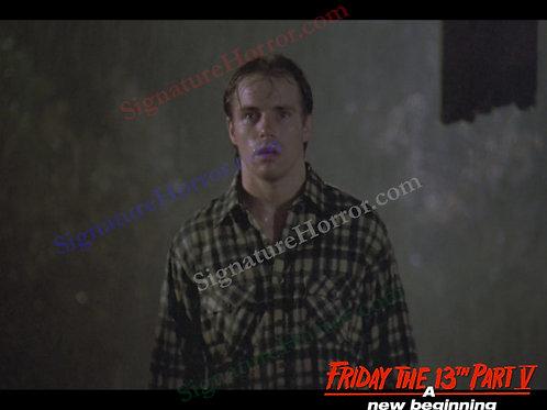 John Shepherd - Friday the 13th Part V - Barn 2 - 8X10