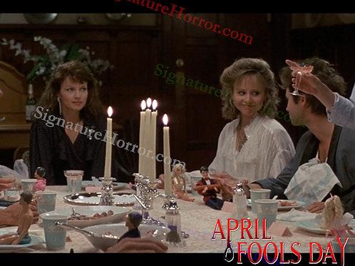 Deborah Foreman - April Fool's Day - Dinner 3 - 8X10