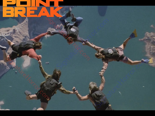 BoJesse Christopher - Point Break - Skydiving 10 - 8X10