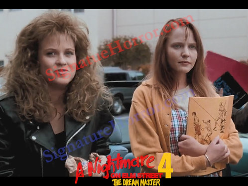 Brooke Theiss and Lisa Wilcox - NOES 4 - Before School - 8X10