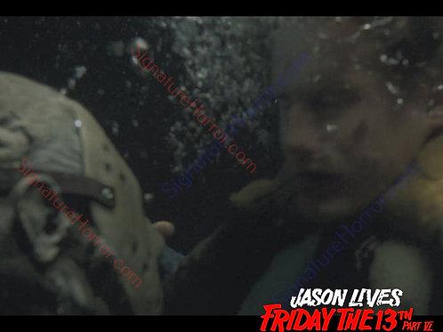 C.J. Graham - Jason Lives: Friday the 13th Part VI - Underwater 7