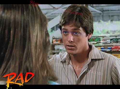 Bill Allen as Cru Jones in RAD - Friends 2 - 8X10