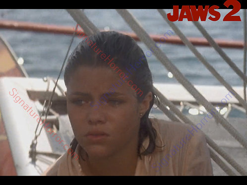 Donna Wilkes - Jaws 2 - Worried for Mike 5 - 8X10