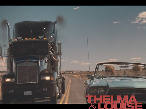 Marco St John Thelma & Louise - Side by Side 8X10