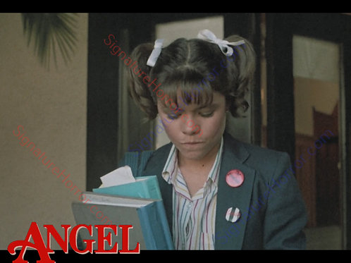 Donna Wilkes - Angel - Off to School 1 - 8X10