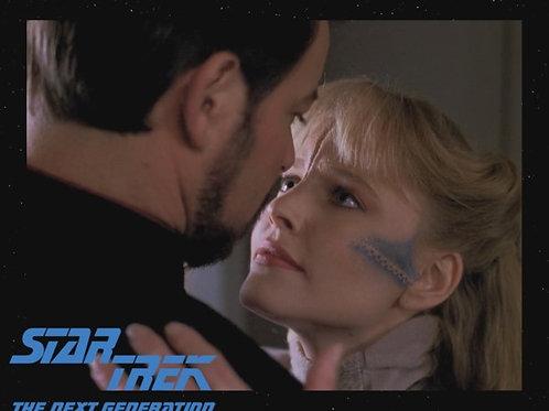 Lisa Wilcox - Star Trek: TNG - The Kiss 1 - 8X10