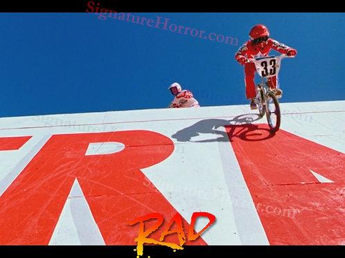 Bill Allen as Cru Jones in RAD - Wall - 8X10