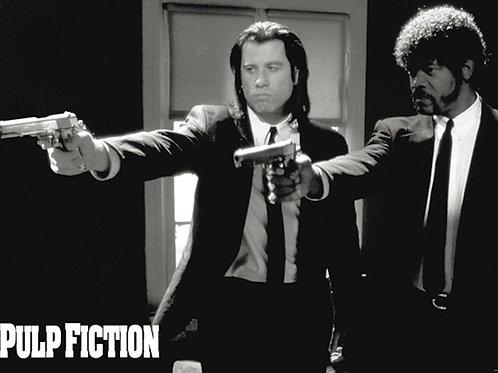"Pulp Fiction 24""X36"" Poster"