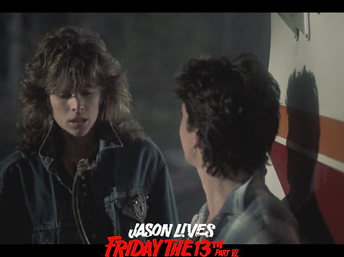 Darcy DeMoss Jason Lives: Friday the 13th Part VI - Plug - 8X10