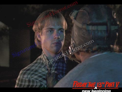 John Shepherd - Friday the 13th Part V - Trailer Park 12 - 8X10