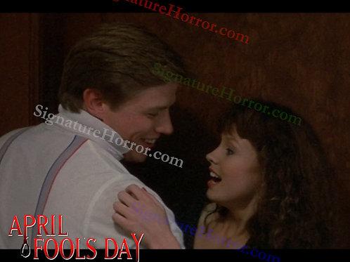 Deborah Foreman - April Fool's Day - Arch in the Hallway - 8X10