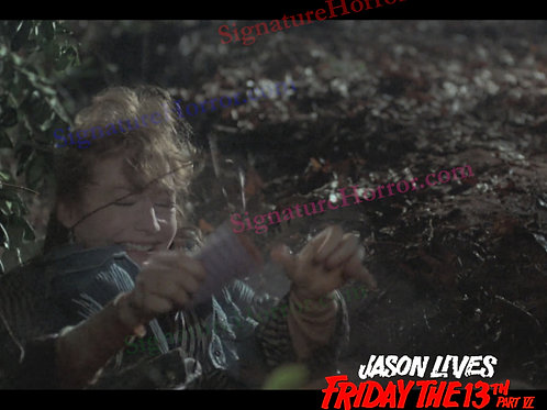 Nancy McLoughlin - Friday the 13th Part VI - Crawling 2 - 8X1