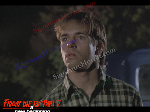 John Shepherd - Friday the 13th Part V - Trailer Park 4 - 8X10