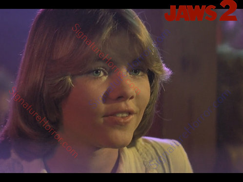 Donna Wilkes - Jaws 2 - Bar Closeup 4 - 8X10