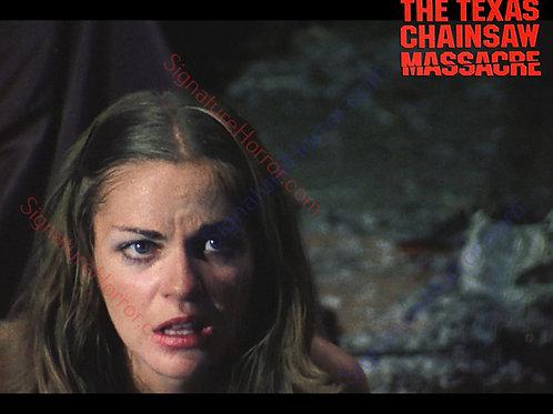 Teri McMinn Texas Chainsaw Massacre - Bone Room 1 - 8X10