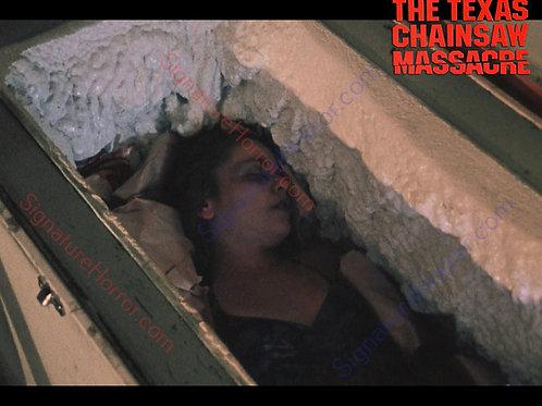 Teri McMinn Texas Chainsaw Massacre - Frozen 1 - 8X10