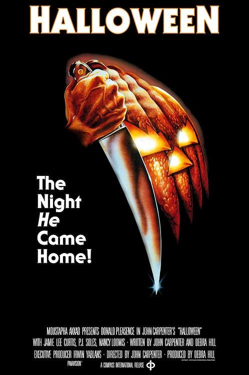 "Halloween 24""X36"" Poster"