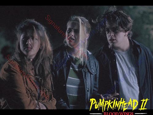 Ami Dolenz - Pumpkinhead II - Accident 1 - 8X10