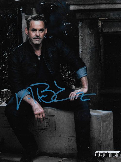 Nicholas Brendon signed 8X10