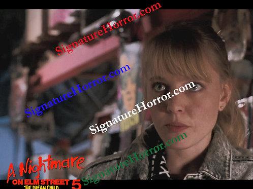 Lisa Wilcox - NOES 5: The Dream Child - Warehouse 11 - 8X10