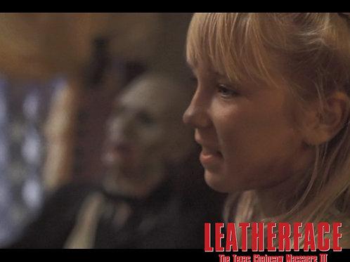 Jennifer Banko - Leatherface: TCM III - Grandpa 3 - 8X10