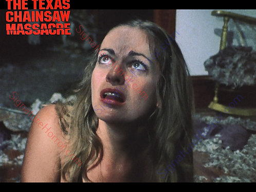 Teri McMinn Texas Chainsaw Massacre - Bone Room 7 - 8X10