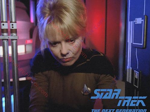 Brooke Bundy - Star Trek: TNG - Override 8 - 8X10