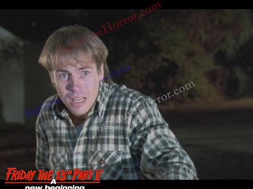 John Shepherd - Friday the 13th Part V - Trailer Park 9 - 8X10