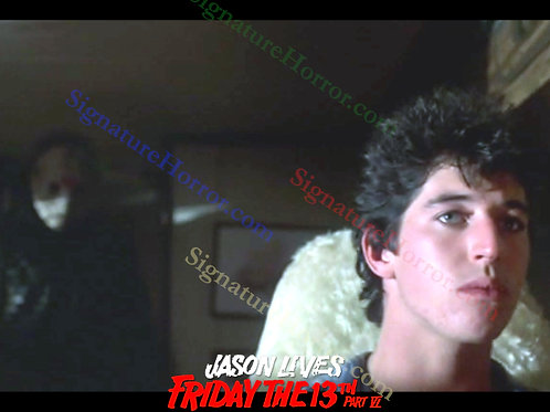 Tom Fridley - Jason Lives: Friday the 13th Part VI - Behind You - 8X10