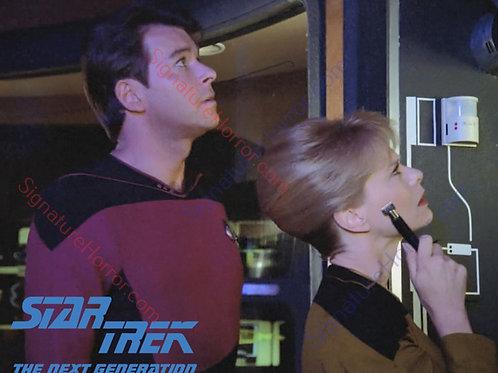 Brooke Bundy - Star Trek: TNG - Override 1 - 8X10
