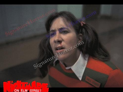 Leslie Hoffman - Nightmare on Elm Street - Hall Pass 4 - 8X10