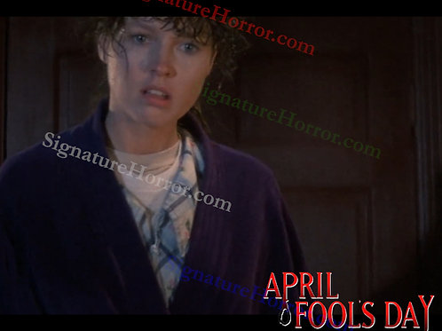 Deborah Foreman - April Fool's Day - Finale Solo 3 - 8X10