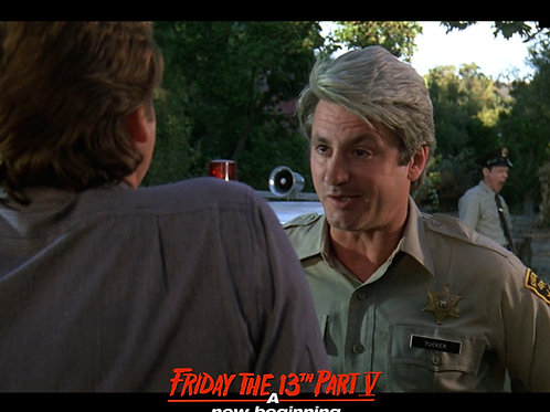 Marco St John Friday the 13th Part 5 - Screwing Their Heads Off 8X10