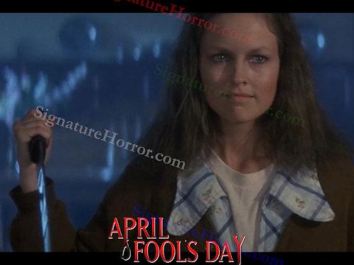 Deborah Foreman - April Fool's Day - The Reveal 2 - 8X10