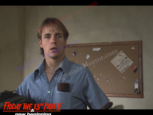 John Shepherd - Friday the 13th Part V - Meeting 3 - 8X10