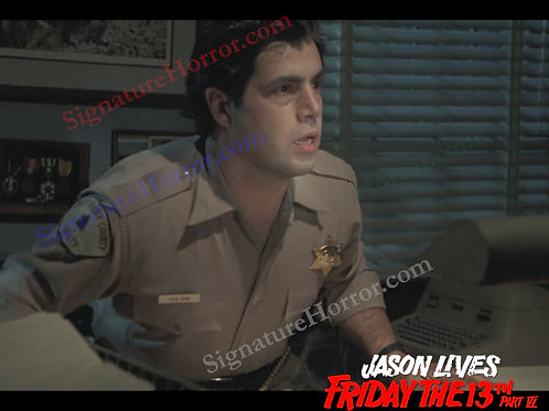 Vinny Guastaferro - Friday the 13th Part VI - In Charge 5 - 8X10