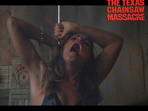 Teri McMinn Texas Chainsaw Massacre - Hook 9 - 8X10