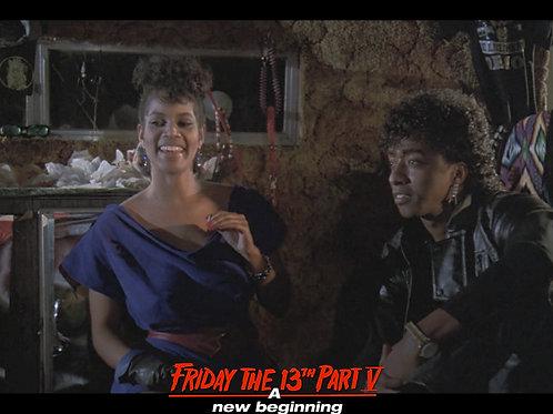 Miguel A Nunez Jr Friday the 13th Part 5 - Miss Him Already - 8X10